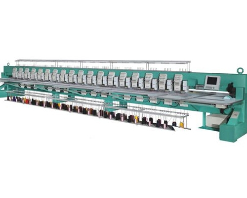 computerized embroidery machine