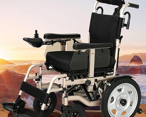 electrically propelled wheelchair