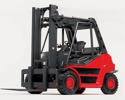 electric fork-lift truck